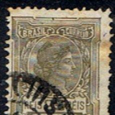 Sellos: BRASIL // YVERT 153 A // 1919 ... USADO. Lote 288710028