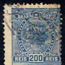 Sellos: BRASIL // YVERT 156 B // 1919 ... USADO. Lote 288710653