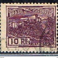 Sellos: BRASIL // YVERT 163 A // 1920-41 ... USADO. Lote 288710813