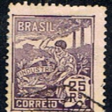 Sellos: BRASIL // YVERT 165 A // 1920-41 ... USADO. Lote 288711108