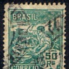 Sellos: BRASIL // YVERT 167 A // 1920-41 ... USADO. Lote 288712993