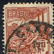 Sellos: BRASIL // YVERT 168 A // 1920-41 ... USADO. Lote 288713653