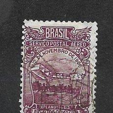 Sellos: BRASIL 1929 SELLO USADO - 15/43. Lote 288747183
