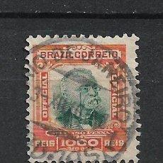 Sellos: BRASIL 1906 SELLO USADO - 15/43. Lote 288747428