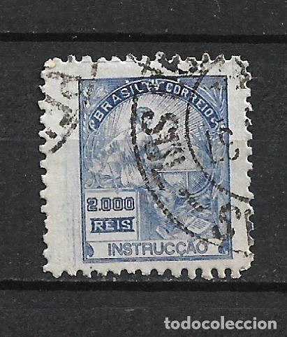 BRASIL 1926 SELLO USADO - 15/43 (Sellos - Extranjero - América - Brasil)