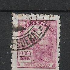 Sellos: BRASIL 1928 SELLO USADO - 15/43. Lote 288748593