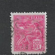 Sellos: BRASIL SELLO USADO - 20/23. Lote 289850653