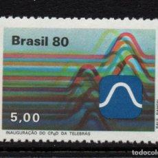 Sellos: BRASIL 1449** - AÑO 1980 - CENTRO DE INVESTIGACION Y DESARROLLO. Lote 295714958