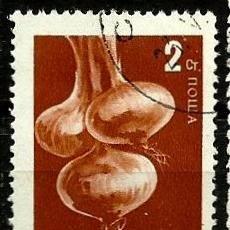 Sellos: BULGARIA 1958- YV 0937. Lote 52426640
