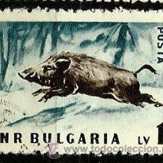 Sellos: BULGARIA 1958- YV 0926. Lote 52426677