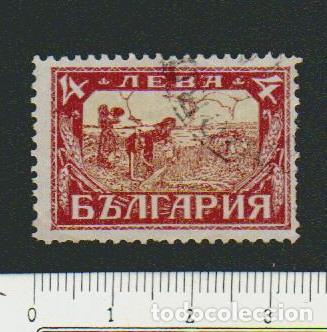 BULGARIA.1925-26.-4 LV.YVERT 190.USADO. (Sellos - Extranjero - Europa - Bulgaria)
