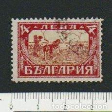 Sellos: BULGARIA.1925-26.-4 LV.YVERT 190.USADO.. Lote 79168185