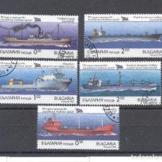 Sellos: BULGARIA, BARCOX, NUEVOS. Lote 117985127