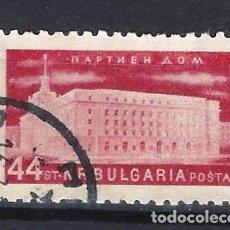 Stamps - BULGARIA 1956 - SELLO USADO - 165080022