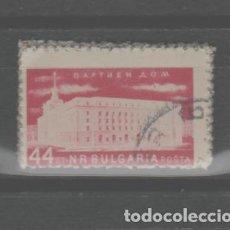 Sellos: LOTE T-SELLO BULGARIA AÑO 1955. Lote 245008160