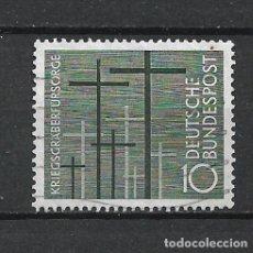 Sellos: ALEMANIA 1956 MICHEL 248 USADO - 19/38. Lote 288018738