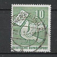 Sellos: ALEMANIA 1956 MICHEL 247 USADO - 19/38. Lote 288019113