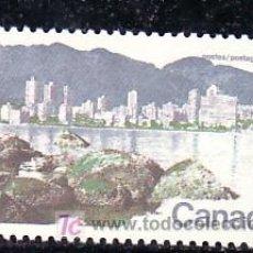 Sellos: CANADA 476 SIN CHARNELA, VISTA DE VANCOUVER, . Lote 9085859