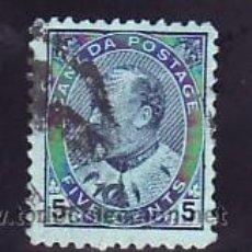 Sellos: CANADA 80 USADA, MONARQUIA, EDUARDO VII, . Lote 9104147