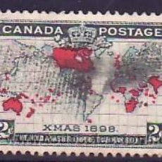 Sellos: CANADA 73 USADA, CONMEMORACION DE LA TARIFA POSTAL UNIFICADA PARA TODO EL IMPERIO BRITANICO, . Lote 9104169