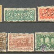 Sellos: CANADA & CLASSICOS (13). Lote 24558123