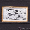 Sellos: ATM CANADA 2004 USADO. Lote 22981610