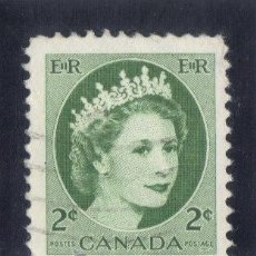 Sellos: CANADA - 1954 - YVERT - 268 ( * ). Lote 30323893