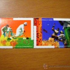 Sellos: CANADA XV JUEGOS DE LA COMMONWEALTH,1994. Lote 31867423