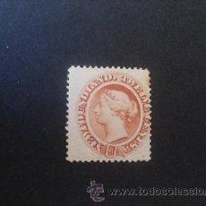 Sellos: NEWFOUNDLAND,TERRANOVA,1865-1894,SCOTT 29*,REINA VICTORIA,NUEVO CON GOMA Y SEÑAL FIJASELLOS. Lote 36969298