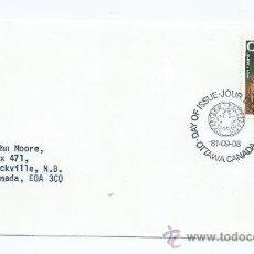 Sellos: STANLEY GIBBONS, 1981-09-08, CONMEMORATIVO, S.P.D. DE CANADA. Lote 39175932