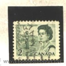 Sellos: CANADA 1967 - YVERT NRO. 379 - USADO. Lote 43026611