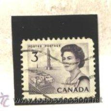 Sellos: CANADA 1967 - YVERT NRO. 380 - USADO. Lote 43268071