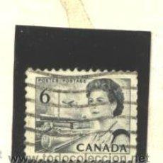 Sellos: CANADA 1967 - YVERT NRO. 382 - USADO. Lote 44835722