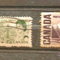 Sellos: LOTE DE SELLOS CANADA. Lote 45160103