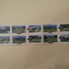 Stamps - Canadá.C1409/13 Centenario Asociación real de golf**. 1995. Sellos nuevos y numeración Yvert. - 45327695