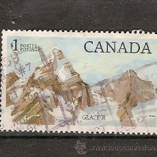Sellos: CANADÁ (3). Lote 50112987