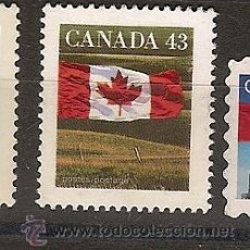 Sellos: CANADÁ (19). Lote 50113065