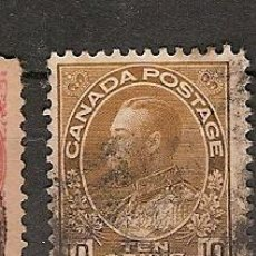 Sellos: CANADÁ (27). Lote 50113095