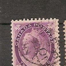 Sellos: CANADÁ (31). Lote 50113112