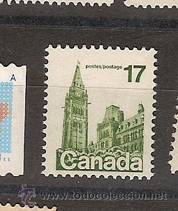 CANADÁ (63) (Sellos - Extranjero - América - Canadá)