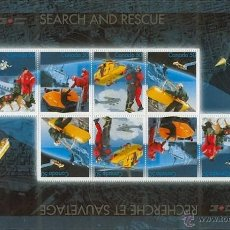 Sellos: CANADA 2005 SEARCH AND RESCUE. Lote 53375537