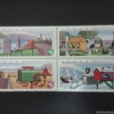 Sellos: SELLOS DE CANADÁ. YVERT 1784/7.. SERIE COMPLETA NUEVA SIN CHARNELA.. Lote 53408598