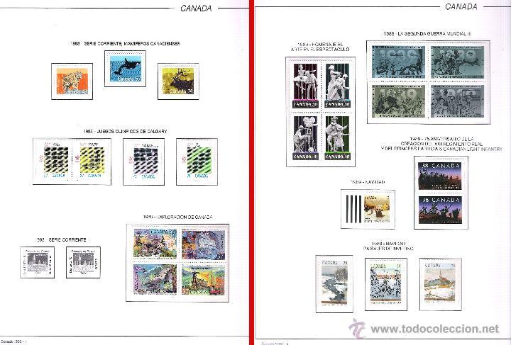 Sellos: Parte Años 1988 y 1989 - Foto 7 - 53644834