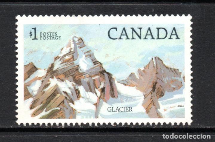CANADA 887* - AÑO 1984 - PARQUE NACIONAL GLACIAR (Sellos - Extranjero - América - Canadá)