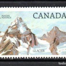 Sellos: CANADA 887* - AÑO 1984 - PARQUE NACIONAL GLACIAR. Lote 63826587