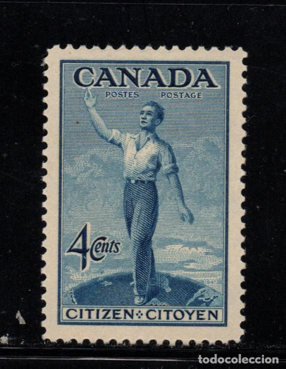 CANADA 226** - AÑO 1947 - 80º ANIVERSARIO DE LA CONFEDERACION (Sellos - Extranjero - América - Canadá)