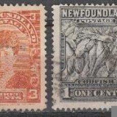 Sellos: TERRANOVA. 1897-1932. *.MH (17-340). Lote 76575035