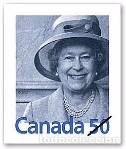 Sellos: [CF6066] Canadá 2004, Reina Isabel II (MNH) - Foto 1 - 77647257