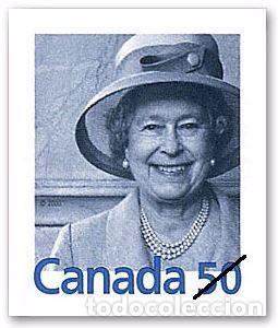 [CF6066] CANADÁ 2004, REINA ISABEL II (MNH) (Sellos - Extranjero - América - Canadá)