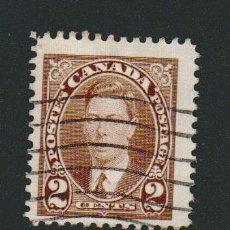 Sellos: CANADÁ.1937.-2 CENT.YVERT 191.USADO.. Lote 78273449